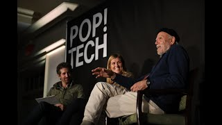 Impact of the Nobel: Barry Barish & Beatrice Fihn at PopTech 2018