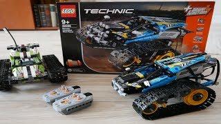 MAŁY WARIAT! LEGO TECHNIC 42095