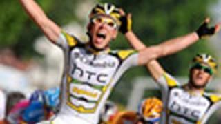 Team Columbia-HTC 2009 Tour de France Highlights