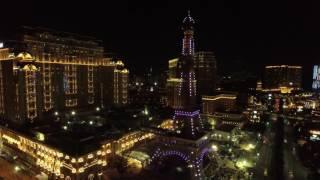 The Parisian Macao Eiffel Tower Lighting Video 澳門巴黎人酒店- 最新澳門頂級豪華酒店