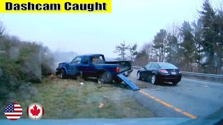 Ultimate North American Cars Driving Fails Compilation - 164 [Dash Cam Caught Video]