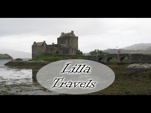 Lilla alla scoperta della Scozia - Parte 3 - Fort Augustus, Eilean Donan Castle
