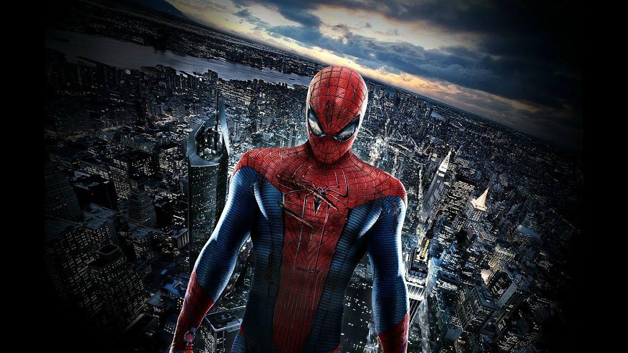 Человек паук возвращение домой игра на телефон - YouTube