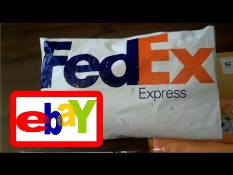 Стоит ли беспокоиться за посылки из США (Доставка на Ebay) (Мое мнение)