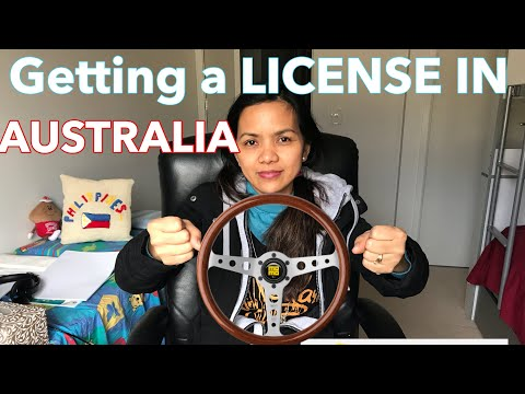 HOW TO GET DRIVER'S LICENSE IN AUSTRALIA: Pinay's Experience