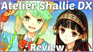 Review: Atelier Shallie: Alchemists of the Dusk Sea DX (Reviewed on PS4, also on Switch and PC) (Video Game Video Review)