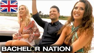 Mark Wright Surprises Everyone With TWO New Girls | The Bachelor UK