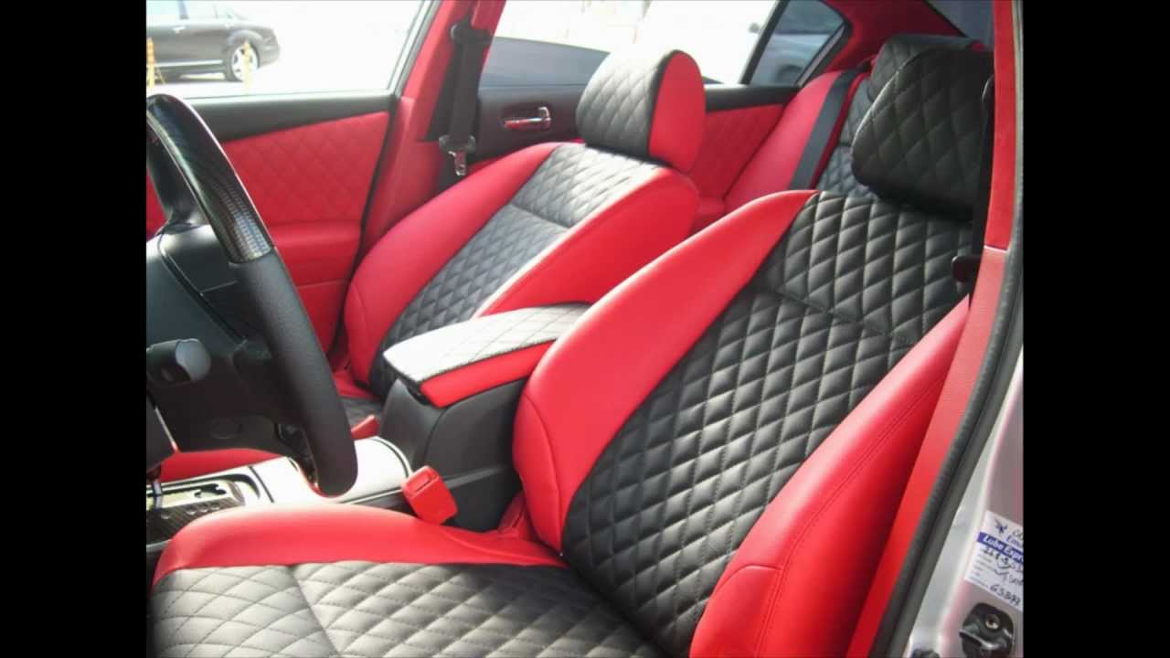 Best Custom Interior For Nissan Altima Youtube