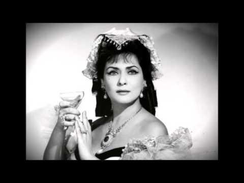 La traviata, highlights with Zeani, Savio, Gorin and Becker.