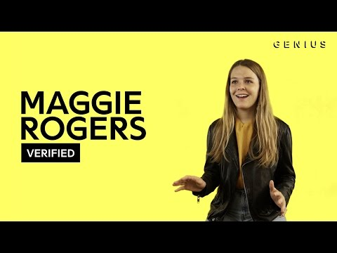 "Maggie Rogers ""Alaska"" Official Lyrics & Meaning 