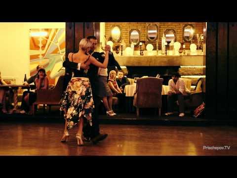 Michael Nadtochi & Eleanora Kalganova, 1-3, Prischepov TV - Tango Channel