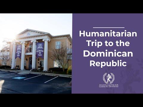 Humanitarian Trip to the Dominican Republic