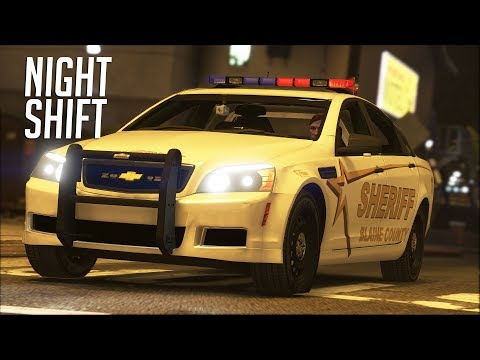 LSPDFR - Day 778 - BCSO Caprice