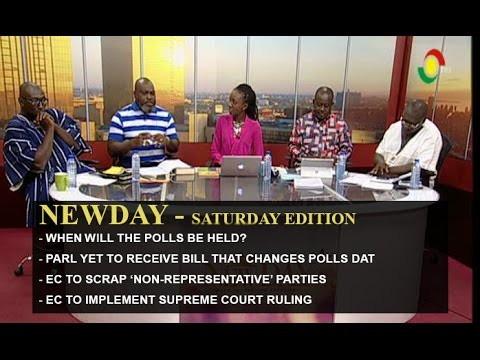 NewDay Saturday Edition - EC to scrap 'Non Representative' parties - 21/5/2016
