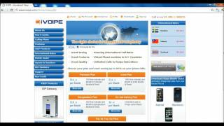 How to Create an iVOIPE Account and Add credit.wmv