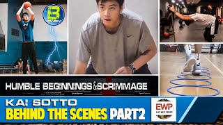 Another Rare Video Footage | Ang Laki ng Improvement ni Kai Sotto | Latest Scrimmage