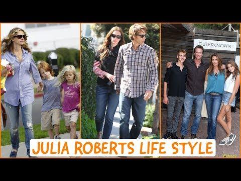 Julia Roberts Husband , Kids And Life Style