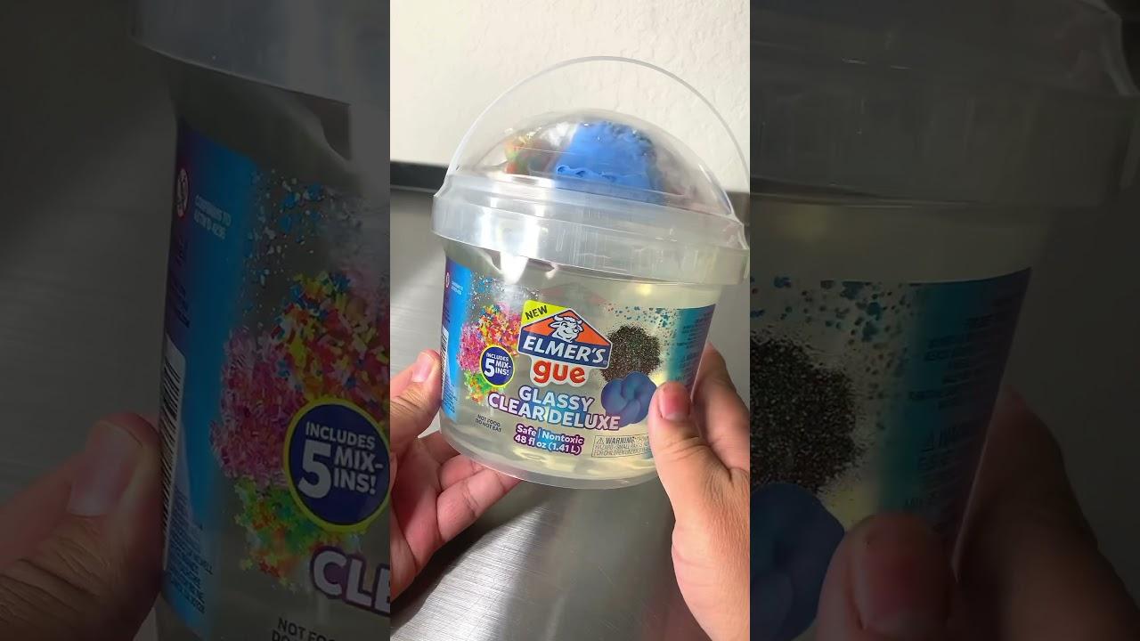 Elmer's Clear Gue Bucket Review! Part 1 ⭐️