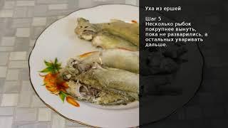 Уха из ершей . Рецепт от шеф повара Максима Григорьева