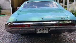 1970 Skylark exterior