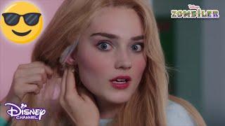 Zed ve Addison ile Tanışın✨😚   Zombiler   Disney Channel Türkiye