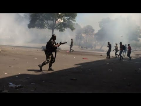Madagascar: heurts violents pendant une manifestation thumbnail