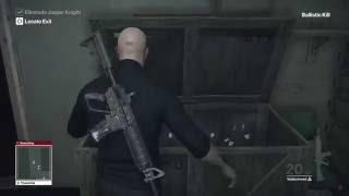 HITMAN: The Final Test, SA/SO Assault Rifle Challenge