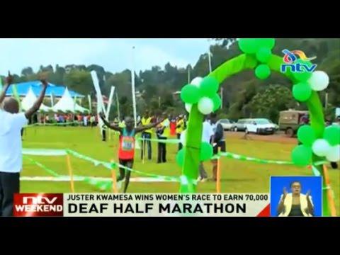 Deaf Half Marathon: Peter Torotich wins with Kubai second, Kiptum third