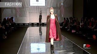 VIKTORIA IRBAIEVA CPM Moscow Fall Winter 2017 2018   Fashion Channel