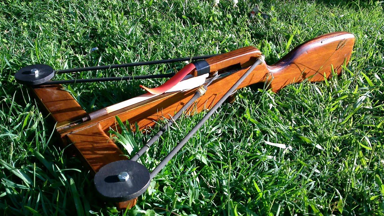 How To Make A Slingshot Gun At Home