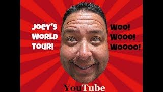 Thursday Night Live With Joey's World Tour!