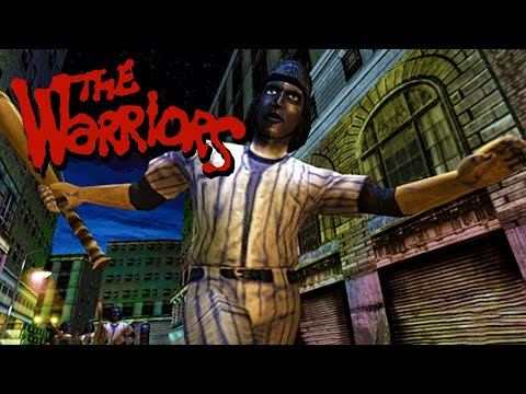 The Warriors (PSP) | Mission #16 - Home Run