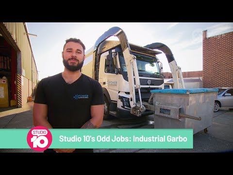 Odd Jobs: Industrial Waste Collector | Studio 10