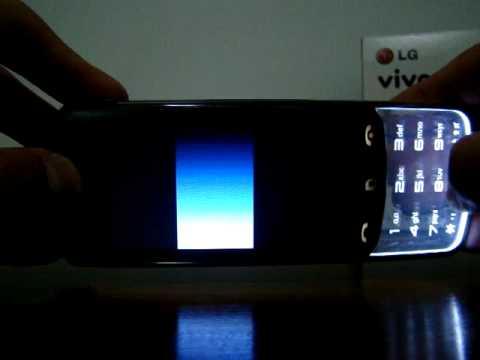 LG GD900 (Crystal) - Galeria Multimídia