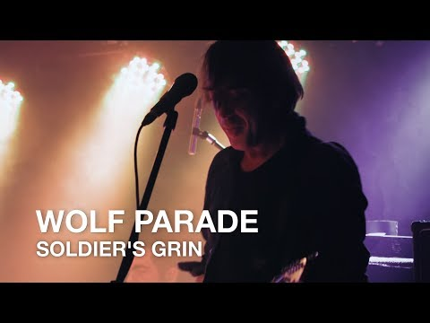 Wolf Parade | Soldier's Grin | First Play Live