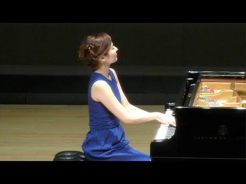 """『献呈』シューマン/リスト  """"Widmung S.566"""" Schumann/Liszt                            森本麻衣 Mai Morimoto"""