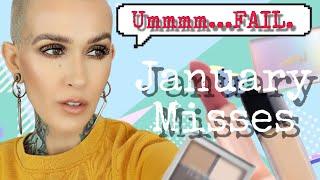 FAILS! January Misses
