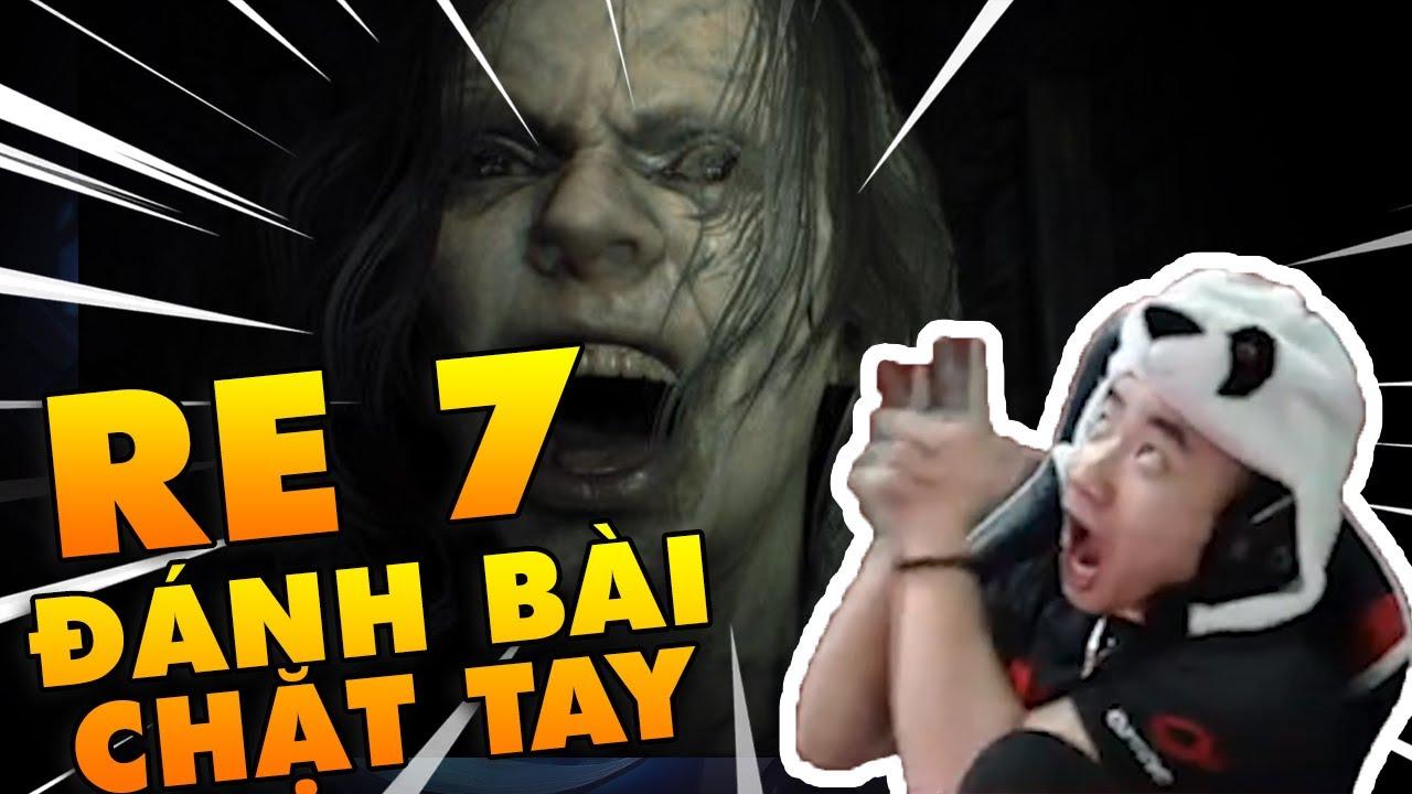 [Tín Dubai] RE 7 Việt Hóa DLC – Ván bài sinh tử và cụt 3 ngón tay