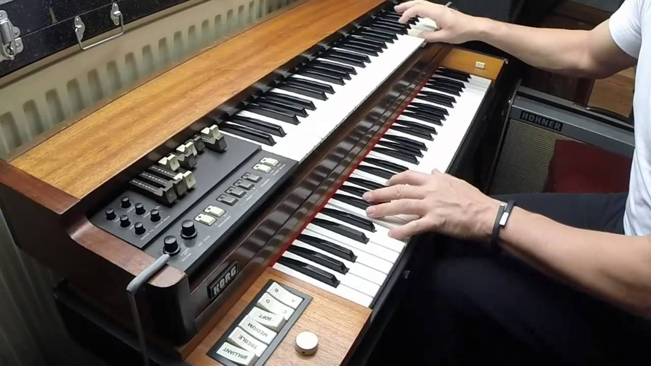 vintage korg cx 3 and hohner clavinet d6 the perfect combination for greasy grooves part 2. Black Bedroom Furniture Sets. Home Design Ideas