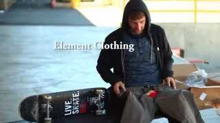 Element Clothing Unboxing