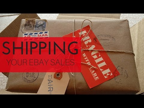 Shipping Your EBay Sales! How To Post! Codey Orgill