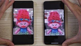 Google Pixel 3 XL vs iPhone XS Max – Camera Test!