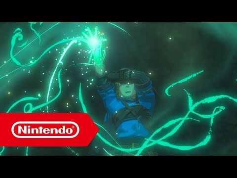Il Seguito Di The Legend Of Zelda: Breath Of The Wild - Primo Trailer