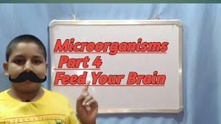 Microorganisms- Part 4 (last part) by FEED YOUR BRAIN 😊