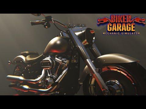 MOTOR TAMİR OYUNU // Biker Garage: Mechanic Simulator |