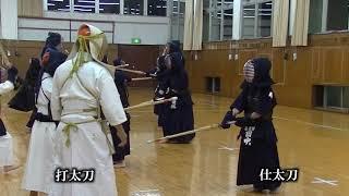 【剣道JAPAN特別動画】日本剣道形・理合稽古 子どもたちの稽古風景編