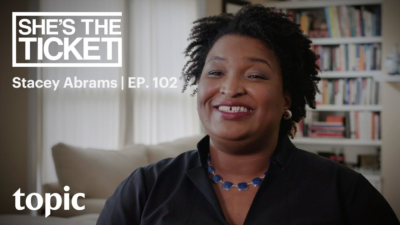 Stacey Abrams just won a shot to be the first black woman governor in America