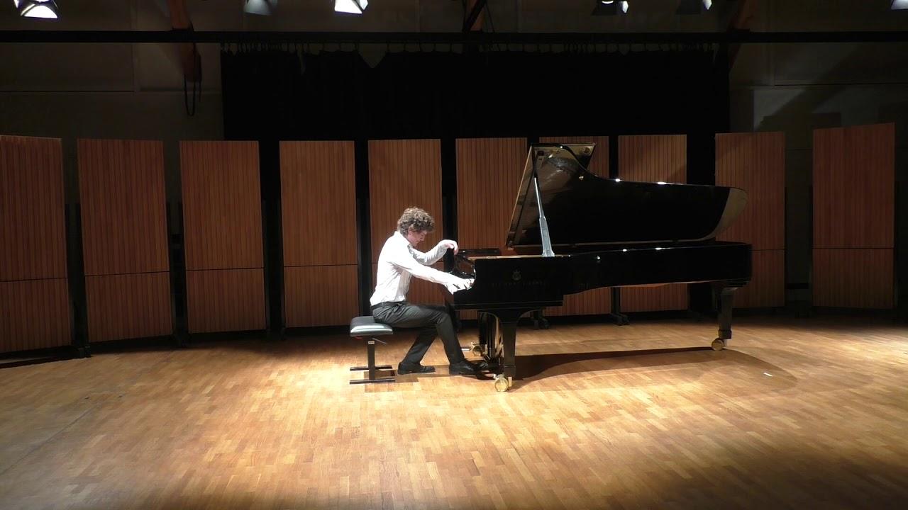 Liszt Dante Sonata - Philippe Gaspoz