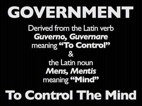 Control Language = Control The Mind