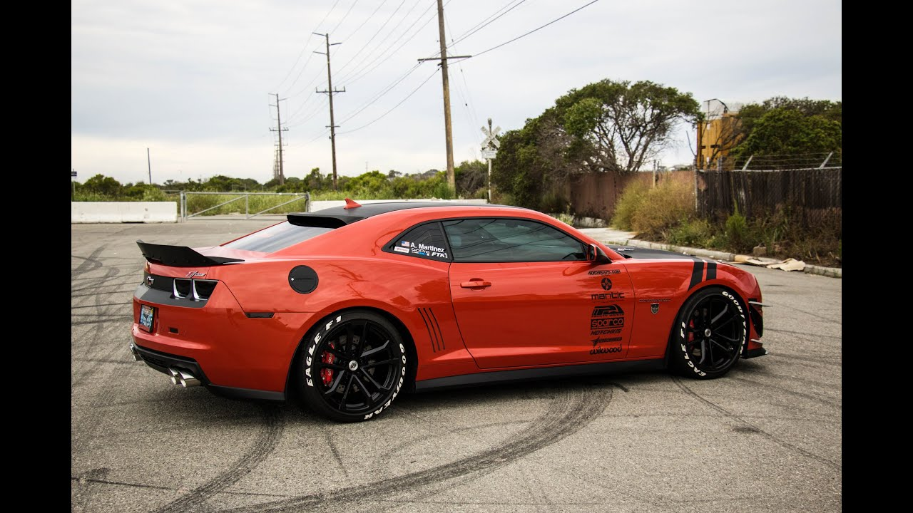 Quot Hot Cheetos Quot 2013 Camaro 1le Turbocharged Hd Youtube
